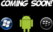 Coming soon to Android, RIM, and Windows 7 mobile devices